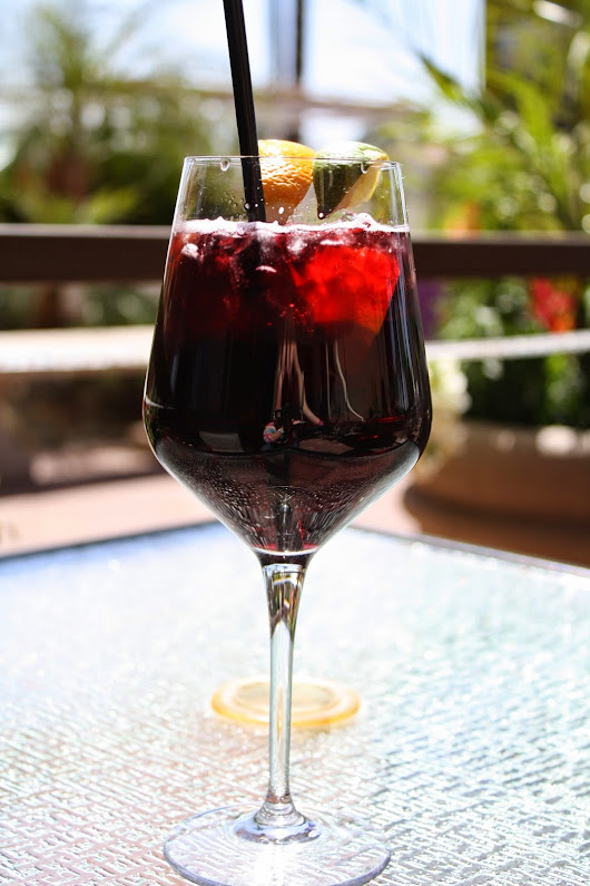 Celebrate Spring With An Italian Sangria