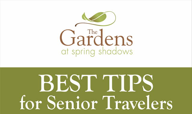 Best Tips For Senior Travelers