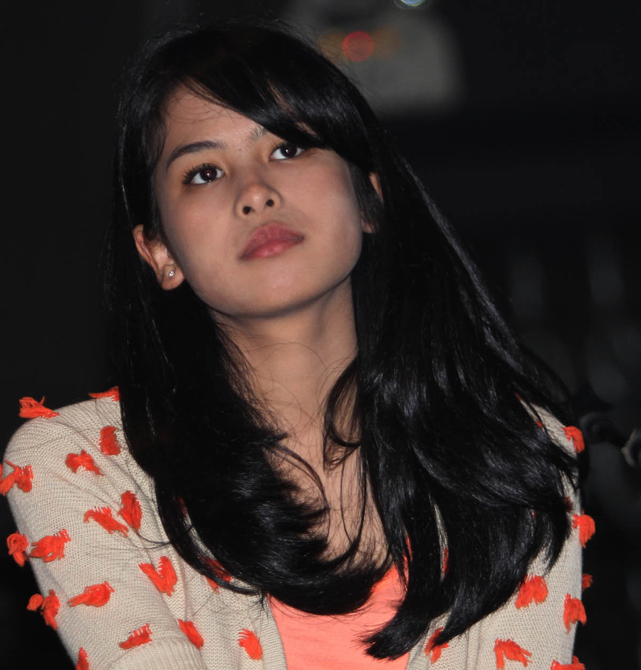 Maudy Ayunda. Be Right Back