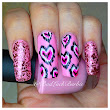 Heart Shaped Ikat for V-Day!