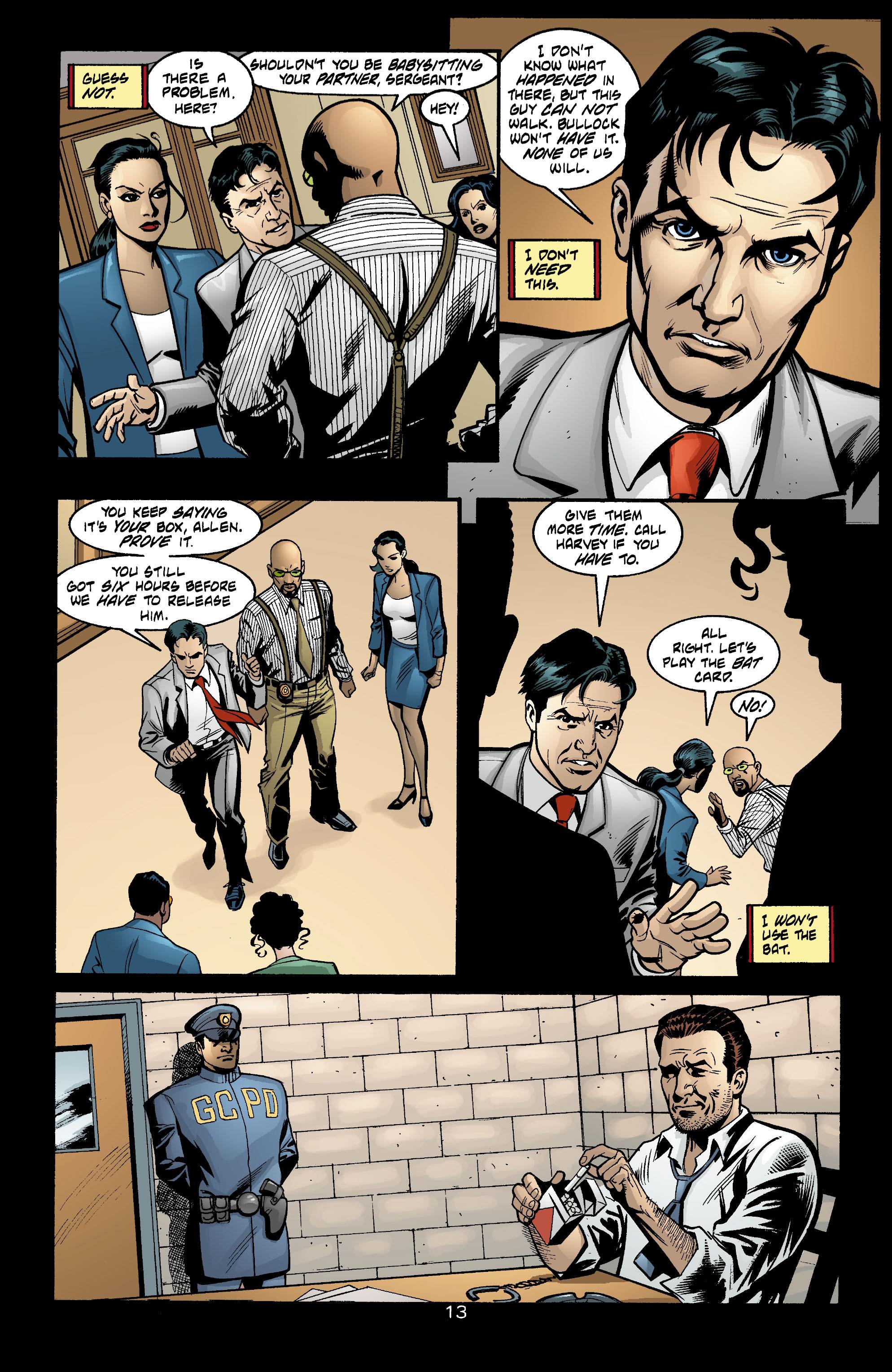 Detective Comics (1937) 754 Page 12