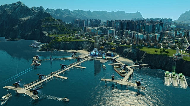 Anno 2205 PC Full Español