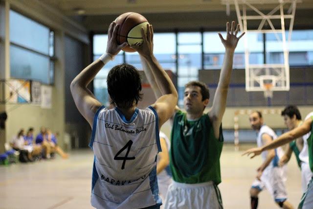 Baloncesto | El Paúles incluye a cuatro jóvenes de la cantera en el equipo de Sénior Especial