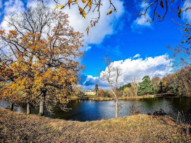 herfst in de Allier