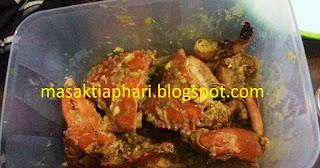 resep kepiting goreng mentega