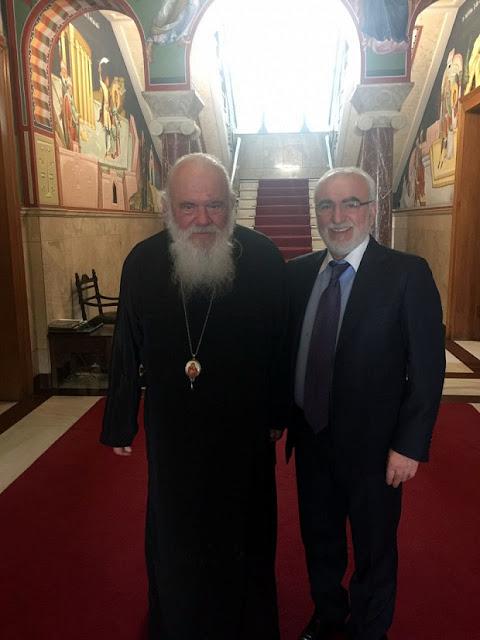 Ο Ιβάν Σαββίδης θα μεταφέρει το Άγιο φως από τα Ιεροσόλυμα στο Ροστόφ