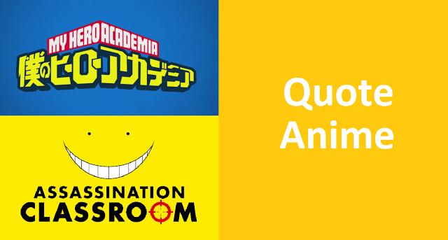 merupakan salah satu film animasi yang dihasilkan di Jepang 40 Kata Bijak di Anime Paling Menyentuh