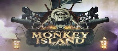 Cortometraje Monkey Island