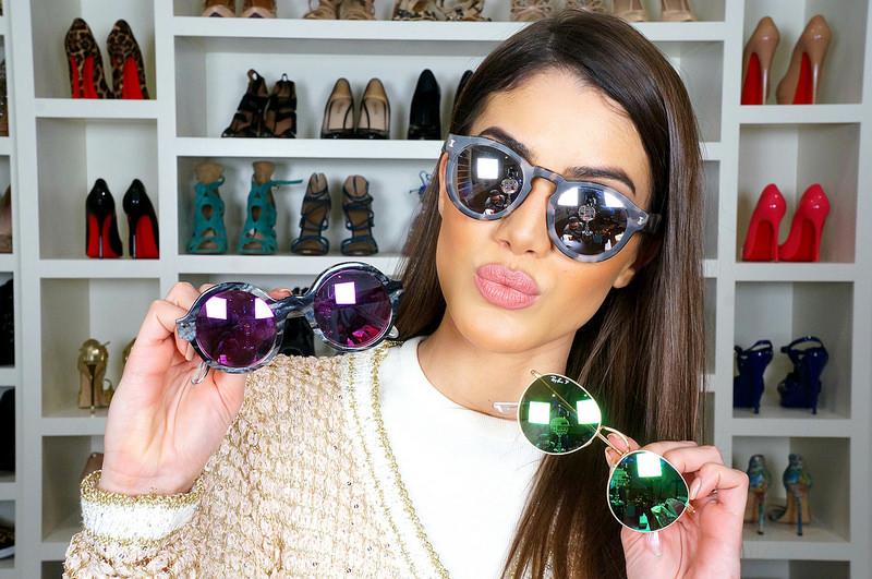 Bianca Andrade com esse modelo super estiloso, todo na transparência   Mariana Saad com esse óculos ... 6508ea54bf