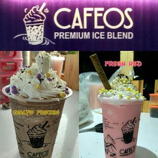 Franchise Minuman Murah Cokelat Cafeos