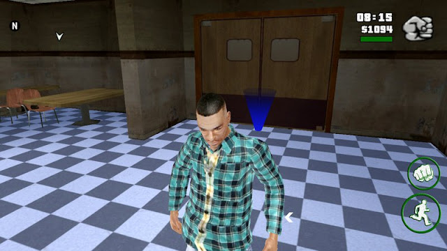 Working San Fierro Hotel Trailer Mod Android inside view of trailer hotel