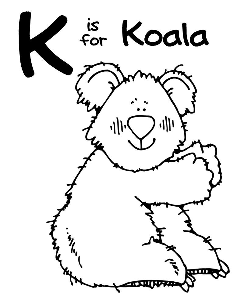Little Inspirations: Letter K Week