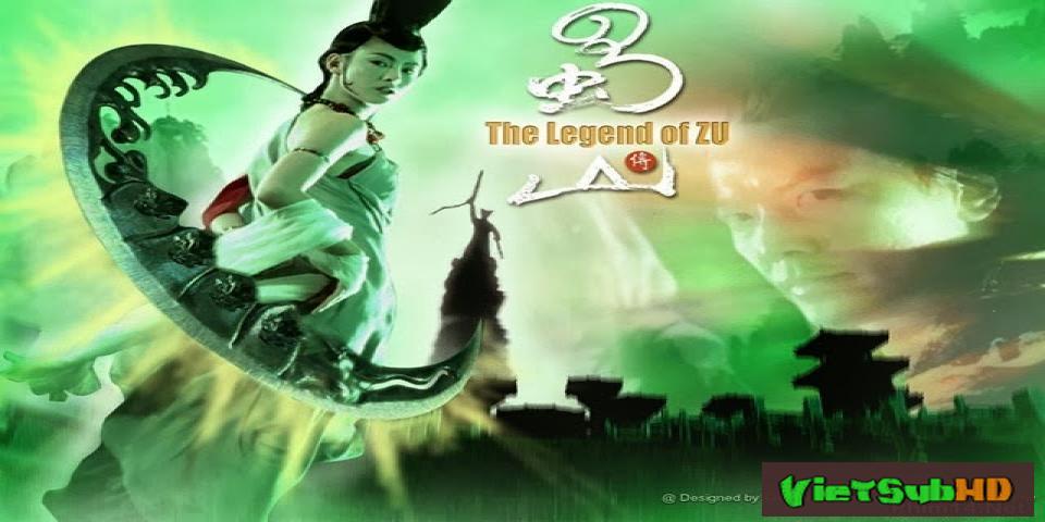 Phim Thục Sơn Kỳ Hiệp VietSub HD | The Legend Of Zu 2001