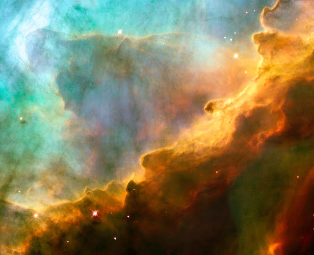 Omega Nebula (NGC 6618)