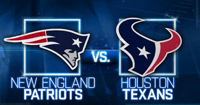 NFL : Patriots Enormous Favourites Over Texans