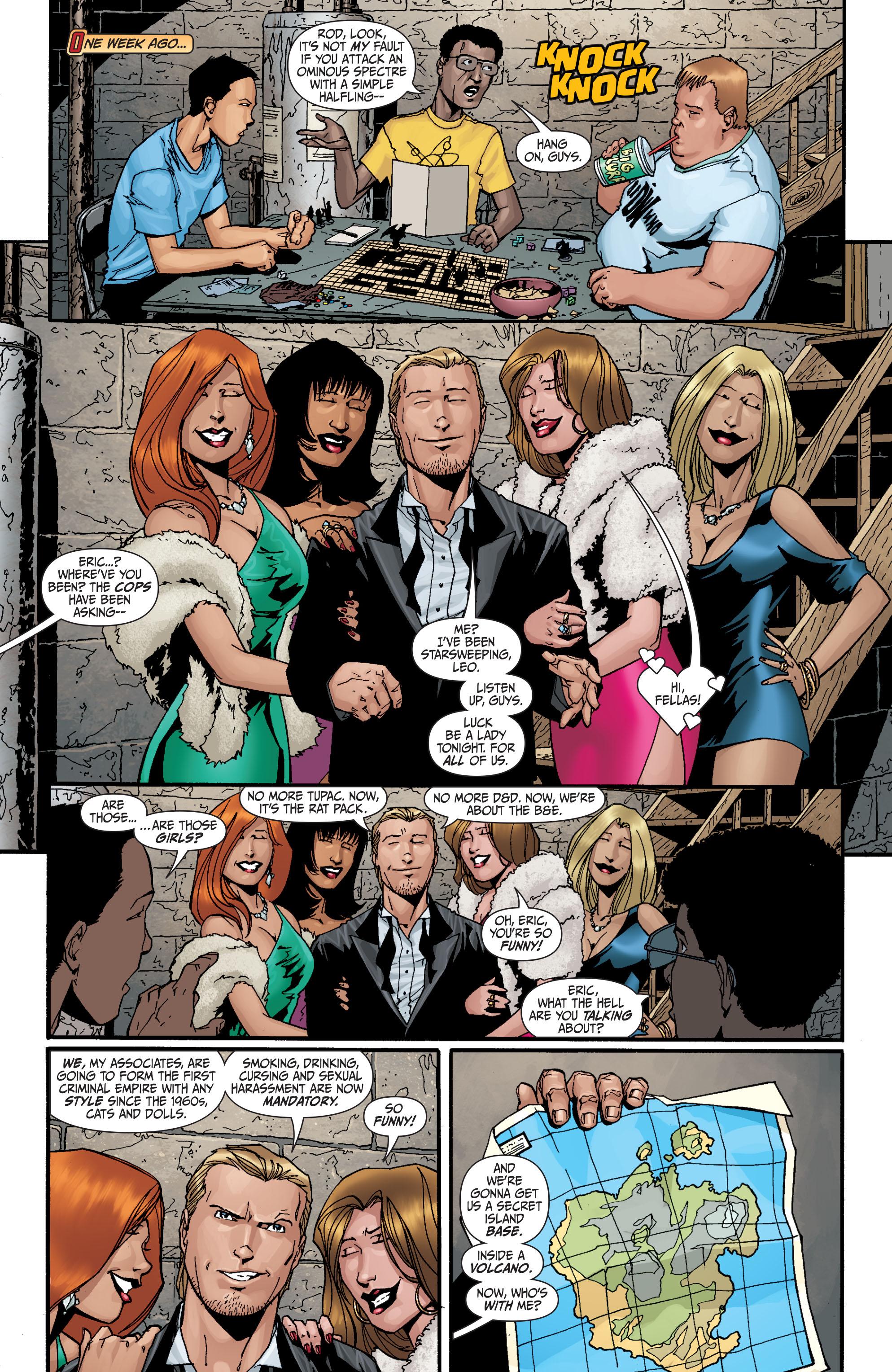 Read online Secret Six (2008) comic -  Issue #30 - 14