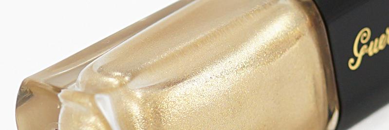 Guerlain • Le Vernis Nail Lacquer 400 Coque d'Or