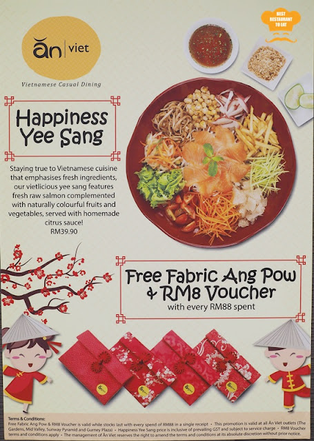 An Viet Chinese New Year Promotion