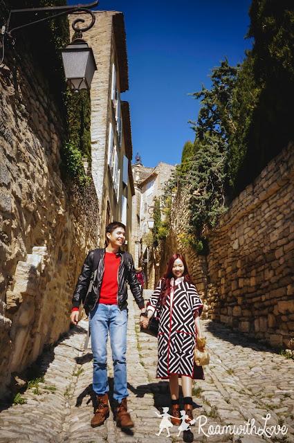 Honeymoon, france, review, ทริป, ฝรั่งเศส, รีวิว, ฮันนีมูน,สวีท, โพรวองซ์, Provence,Gordes