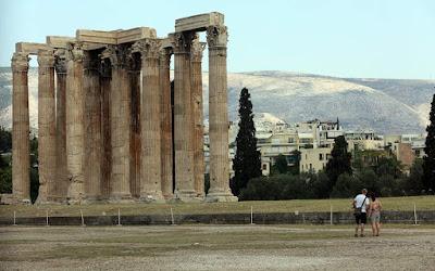 Η αναβάθμιση των μνημείων της Αθήνας... αναβαθμίζει την πόλη