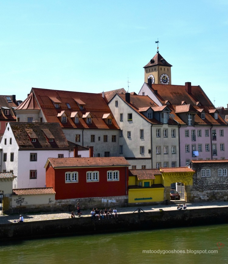 Regensburg, Germany | Ms. Toody Goo Shoes