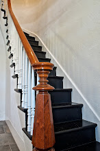 farmhouse staircase
