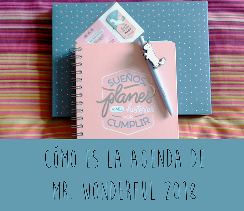 Cómo es la agenda de Mr Wonderful 2018