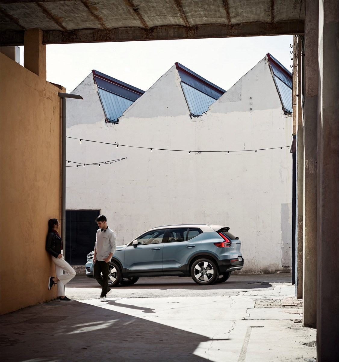 New Volvo XC40 Starts At $35,200, But You Can Also