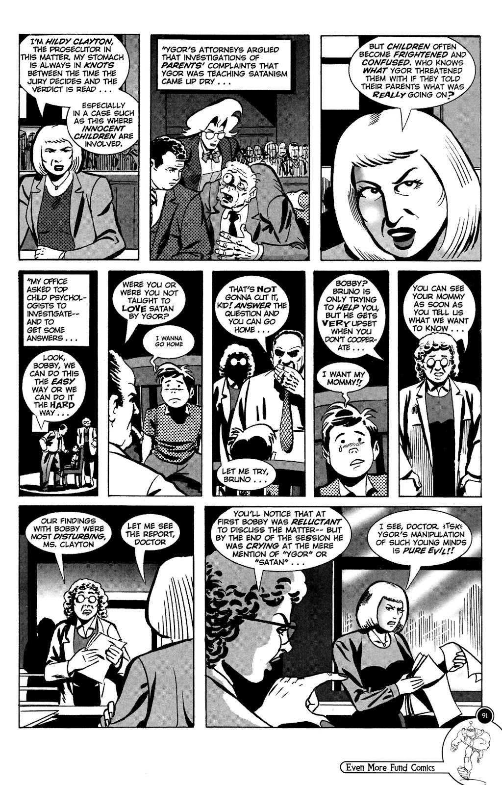 Read online Even More Fund Comics comic -  Issue # TPB (Part 1) - 91