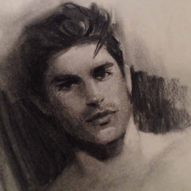 06-Gabrielle-Brickey-Strength-and-Purpose-through Charcoal-Portraits-www-designstack-co