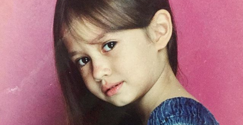 Yuki Kato Pasang Foto Masa Kecil, Netizen: Sudah Cantik Dari Kecil