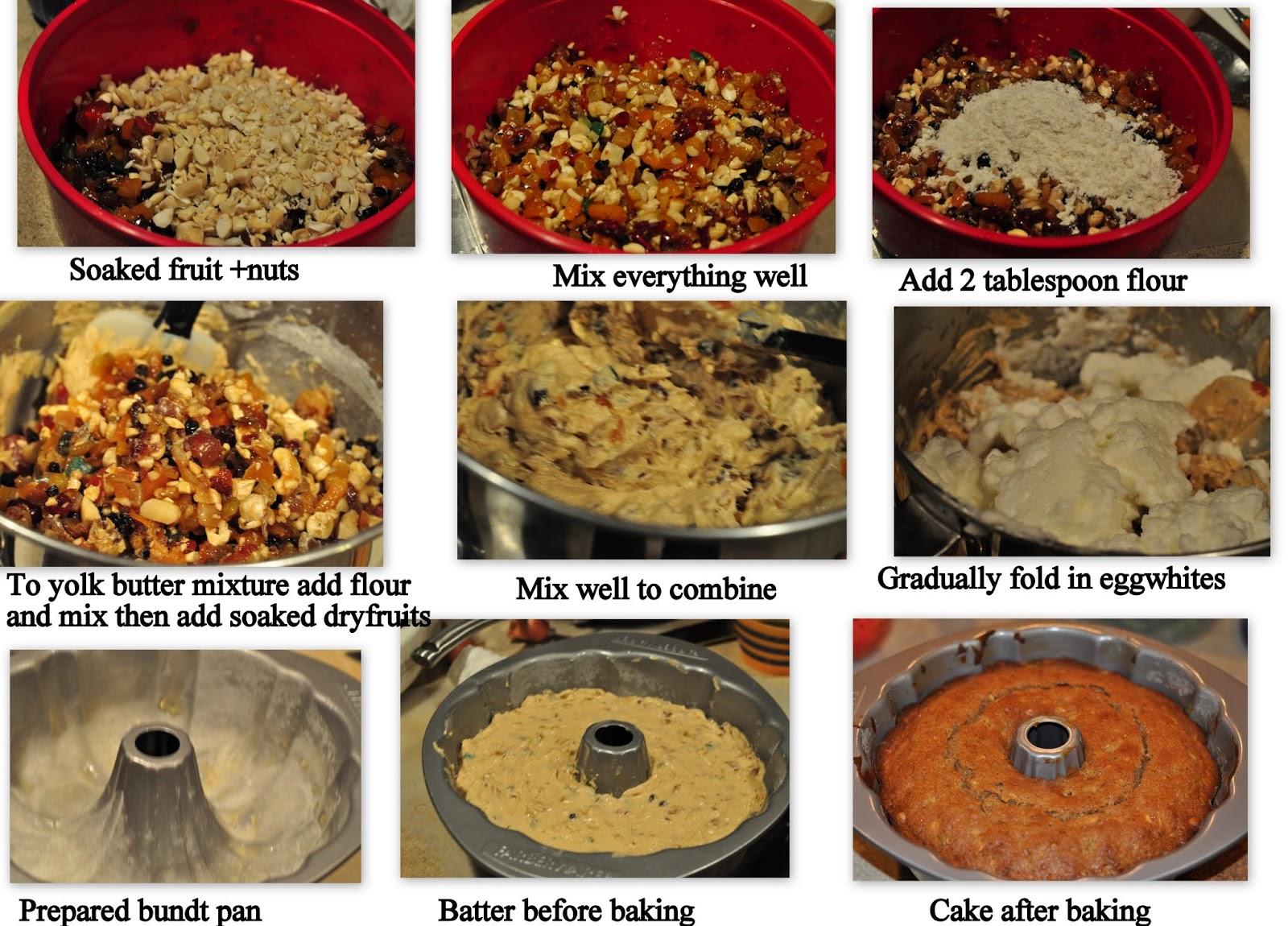 Cake Recipes In Kerala Style: Fruit Cake /Plum Cake/Kerala Style 2012