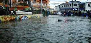 Resultado de imagen para Lluvias provocan suspensión de docencia por inundaciones en el Cibao