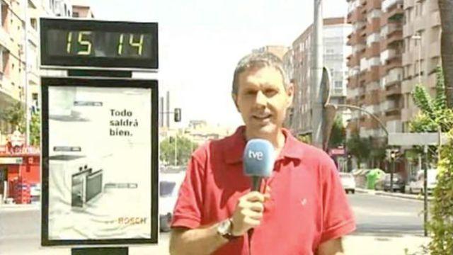 """El director de RTVE en Murcia: """"La información la doy como yo quiero, me llaman cabrón y lo voy a ser"""""""