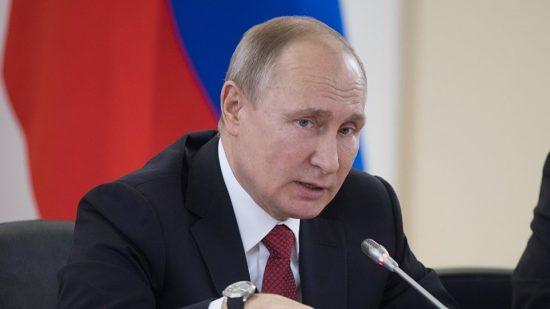 بوتين يعلق على اعتراف ترامب بسيادة إسرائيل على الجولان السوري