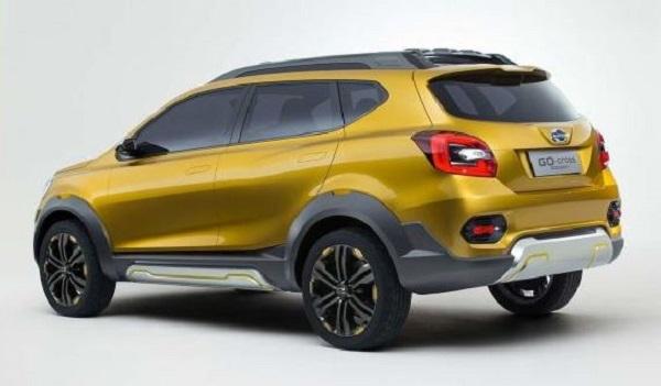 Datsun Go Cross Diperkirakan Akan Hadir Mulai Awal Tahun Depan