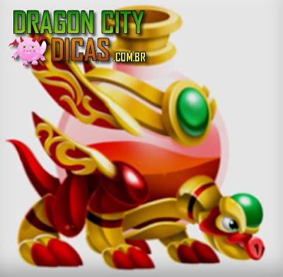 Dragão Poção de Vida - Informações