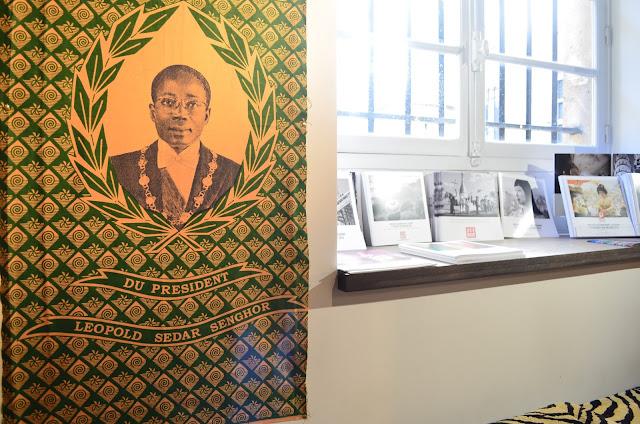 Blog Afro: Pagne de campagne Maison de l'Afrique Paris