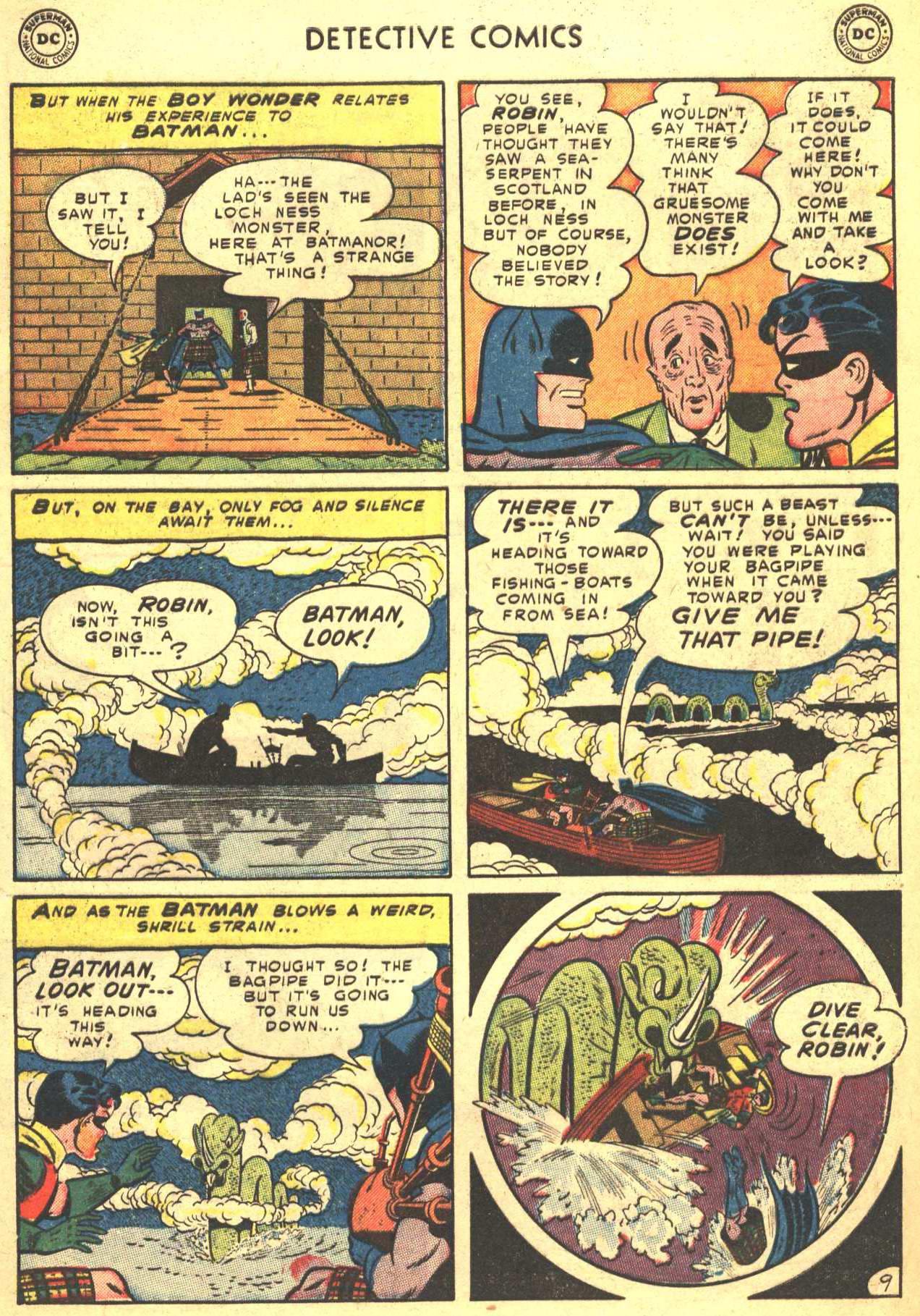 Detective Comics (1937) 198 Page 10