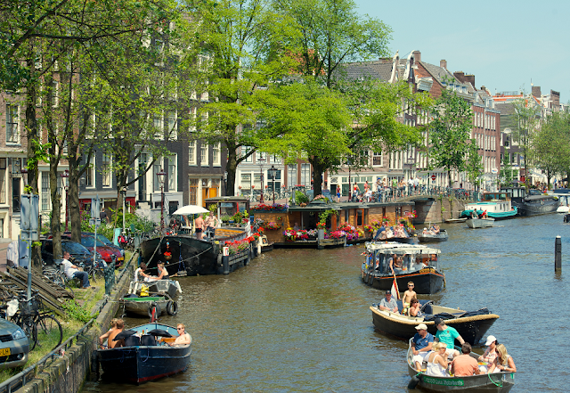 Dicas sobre o que fazer no bairro Jordaan em Amsterdã