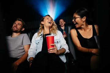 How comedy movie affects your health