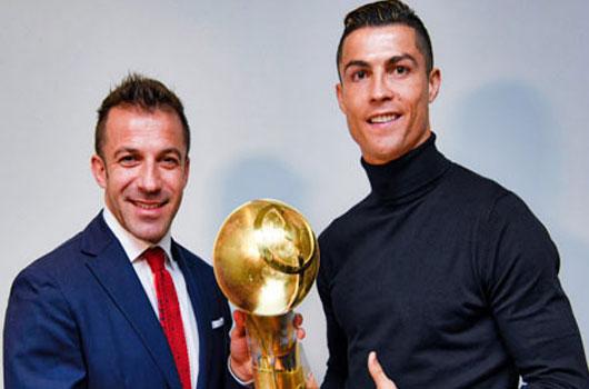 Cristiano Ronaldo: 'Sau khi giải nghệ, tôi sẽ... đóng phim' 1