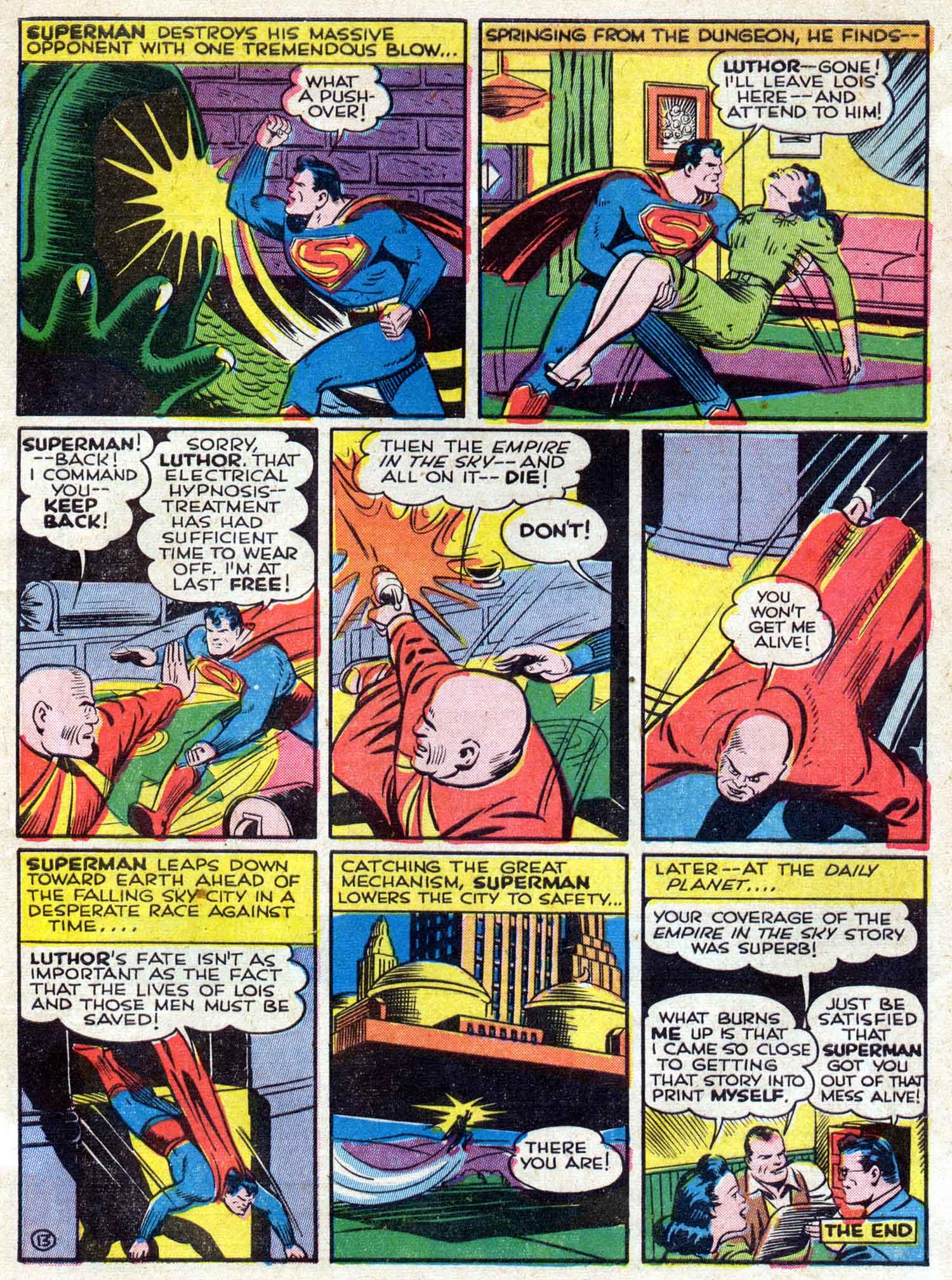 Action Comics (1938) 42 Page 13
