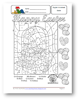 Reading Comprehension Sheet Coloring Pages