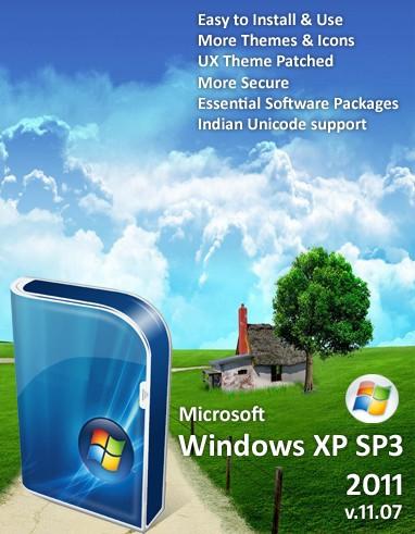 windows xp sp3 standalone torrent