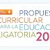 Propuesta Curricular para la Educación Obligatoria 2016