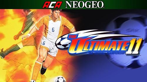 NeoGeo Ultimate 11: SNK Football Championship