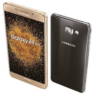 HP Android Layar 6 Inci Samsung Galaxy A9 Pro (2016)