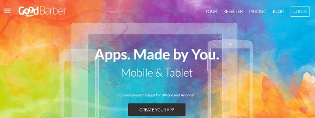 GoodBarber Best Platforms To Develop Mobile Apps