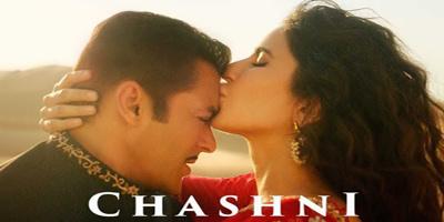CHASHNI - LYRICS – BHARAT Movie Song Poster